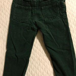 PEEK Corduroy Pants. Size L